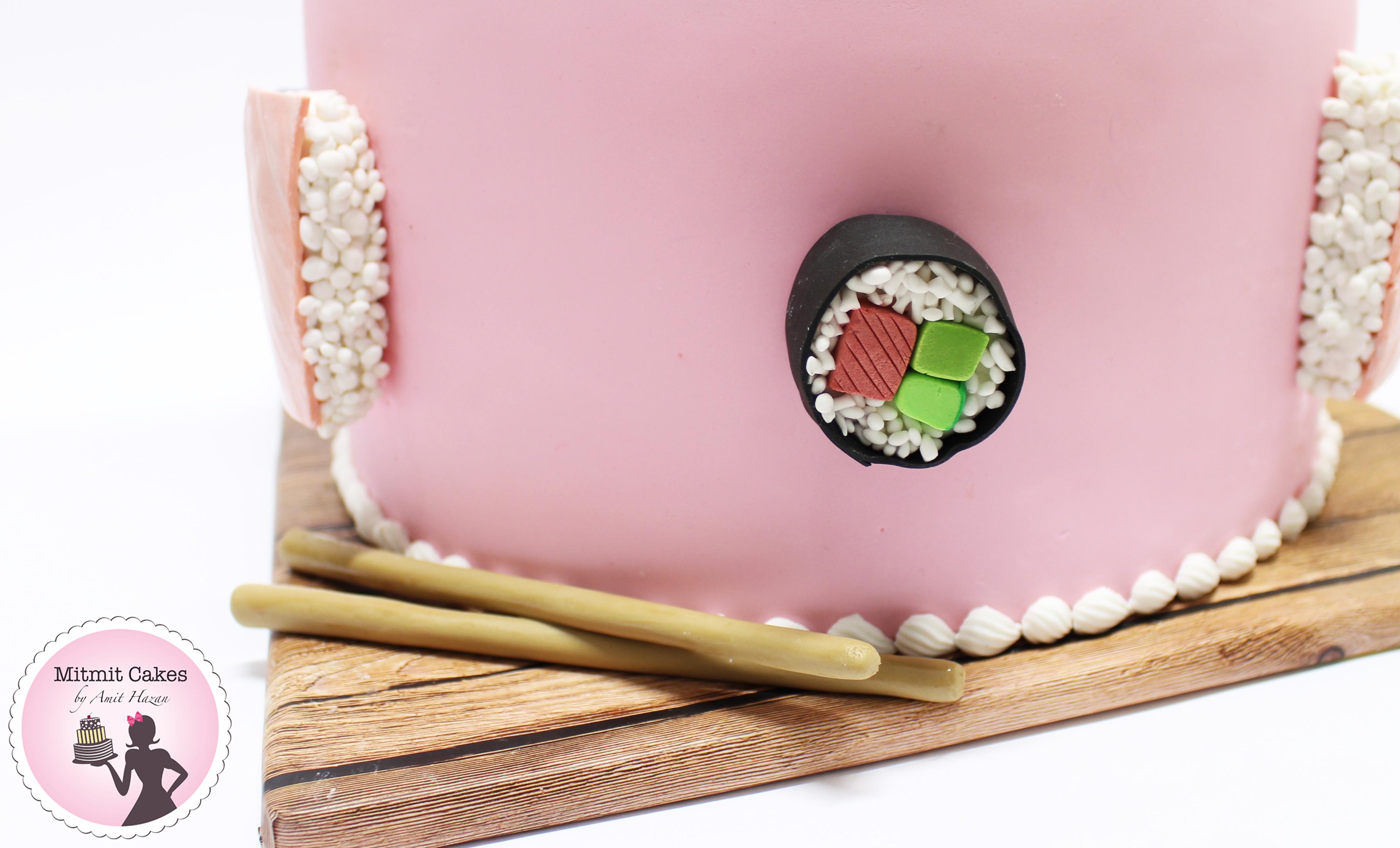 עוגה סושי