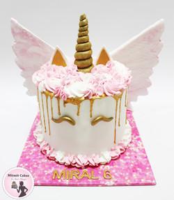 עוגת חד קרן