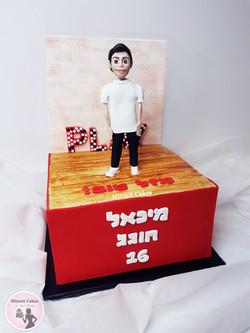 עוגה סטודיו ריקוד PLAYGRUND