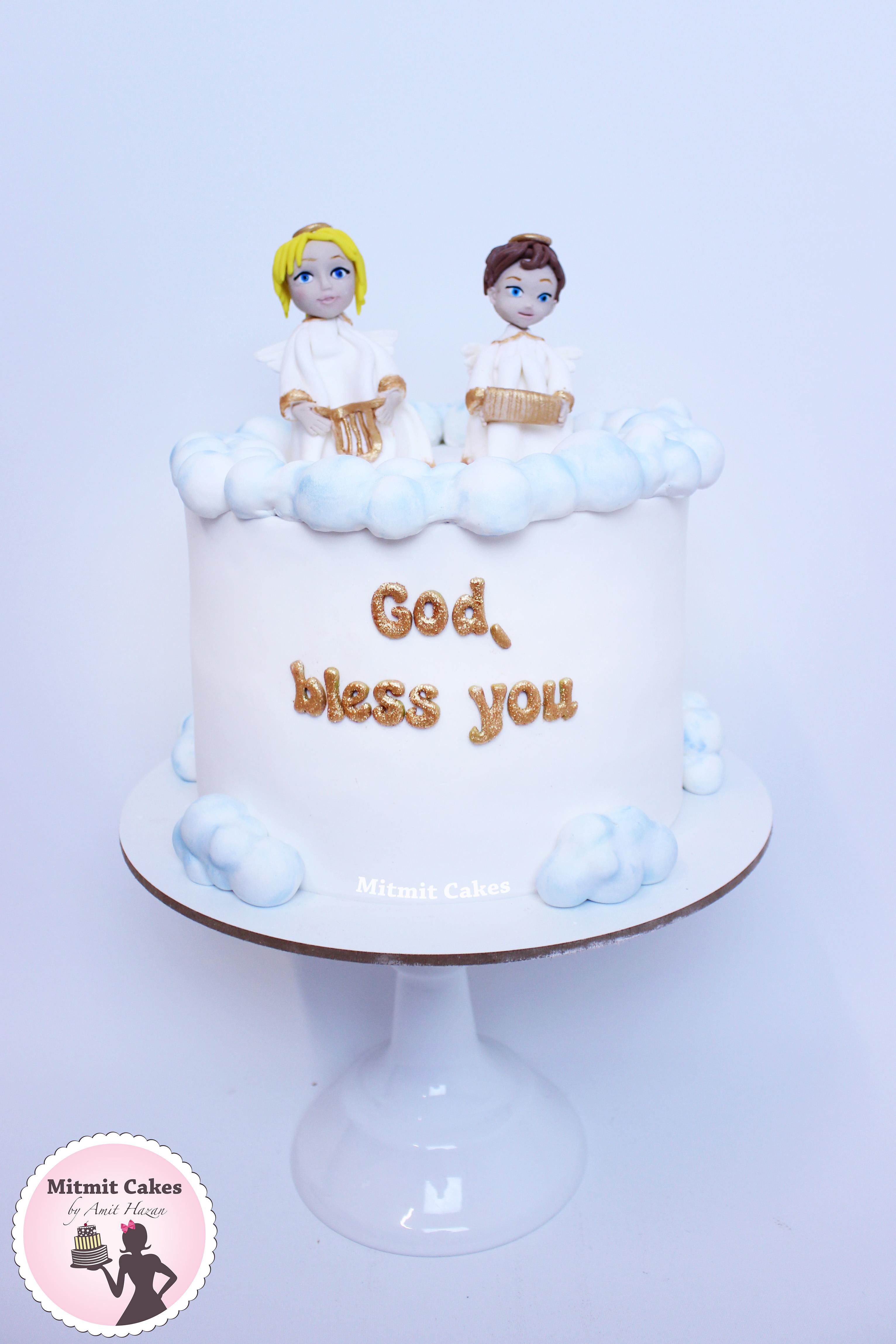 עוגה מלאכים