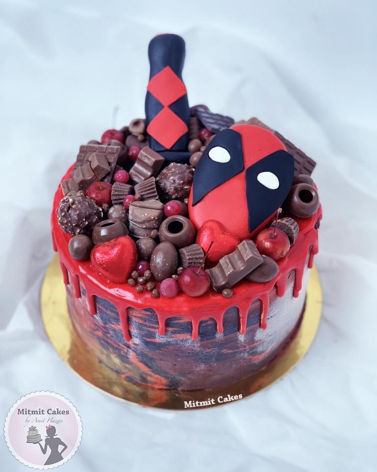עוגה דדפול
