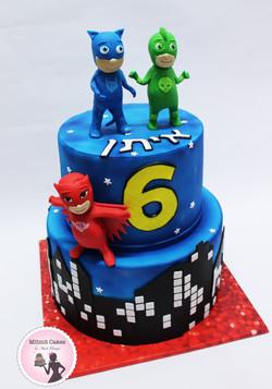 עוגה פי ג'יי