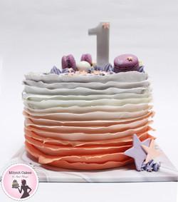 עוגה מלמלות