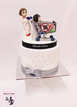 עוגה תמונה ישנה