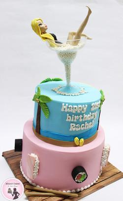 עוגה מיאמי