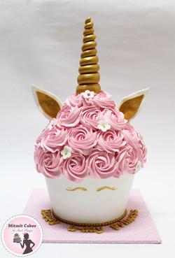 עוגה חד קרן
