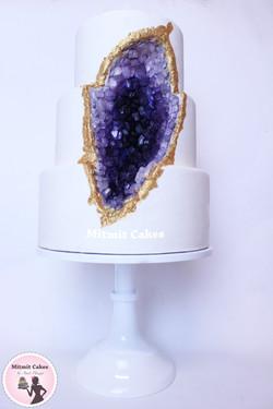Diamond-עוגת חתונה