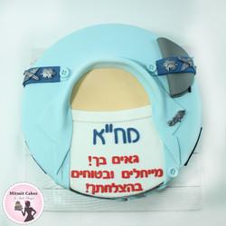 עוגה למחא עמיקם נורקין