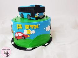 עוגת כלי תחבורה