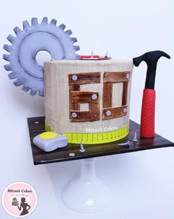 עוגה לנגר