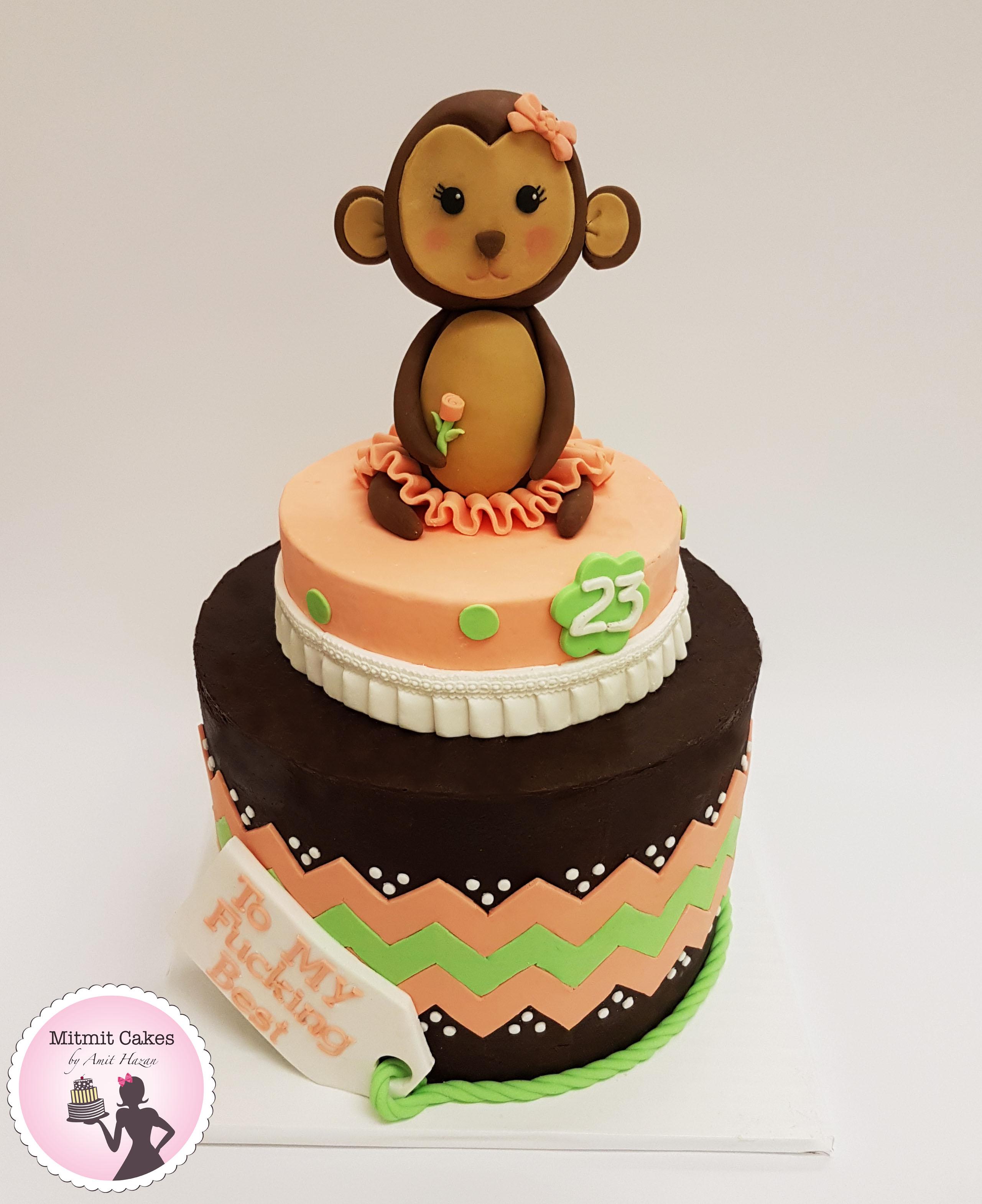 עוגת קוף