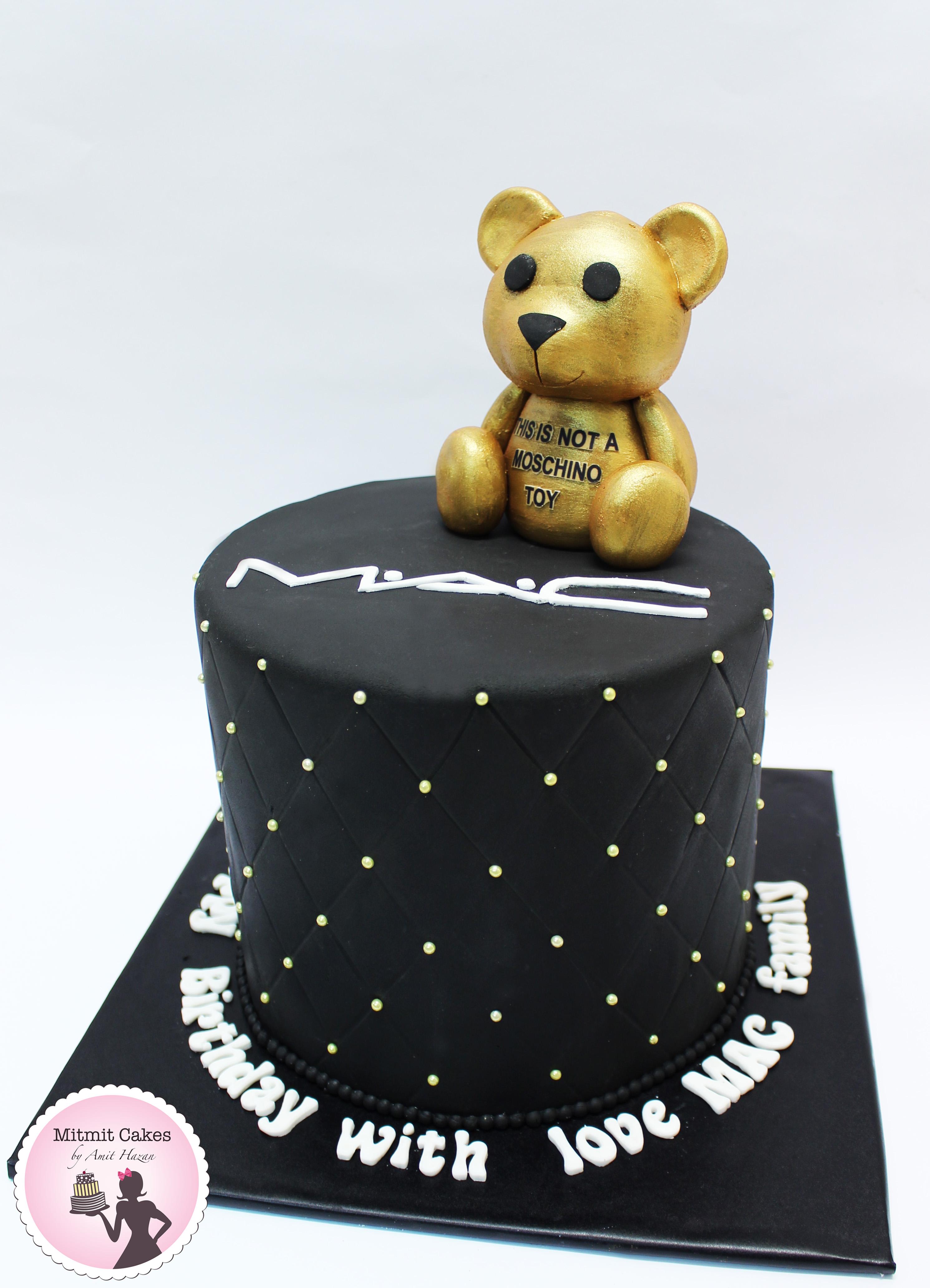 עוגה לחברת MAC