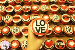 Love קאפקייקס