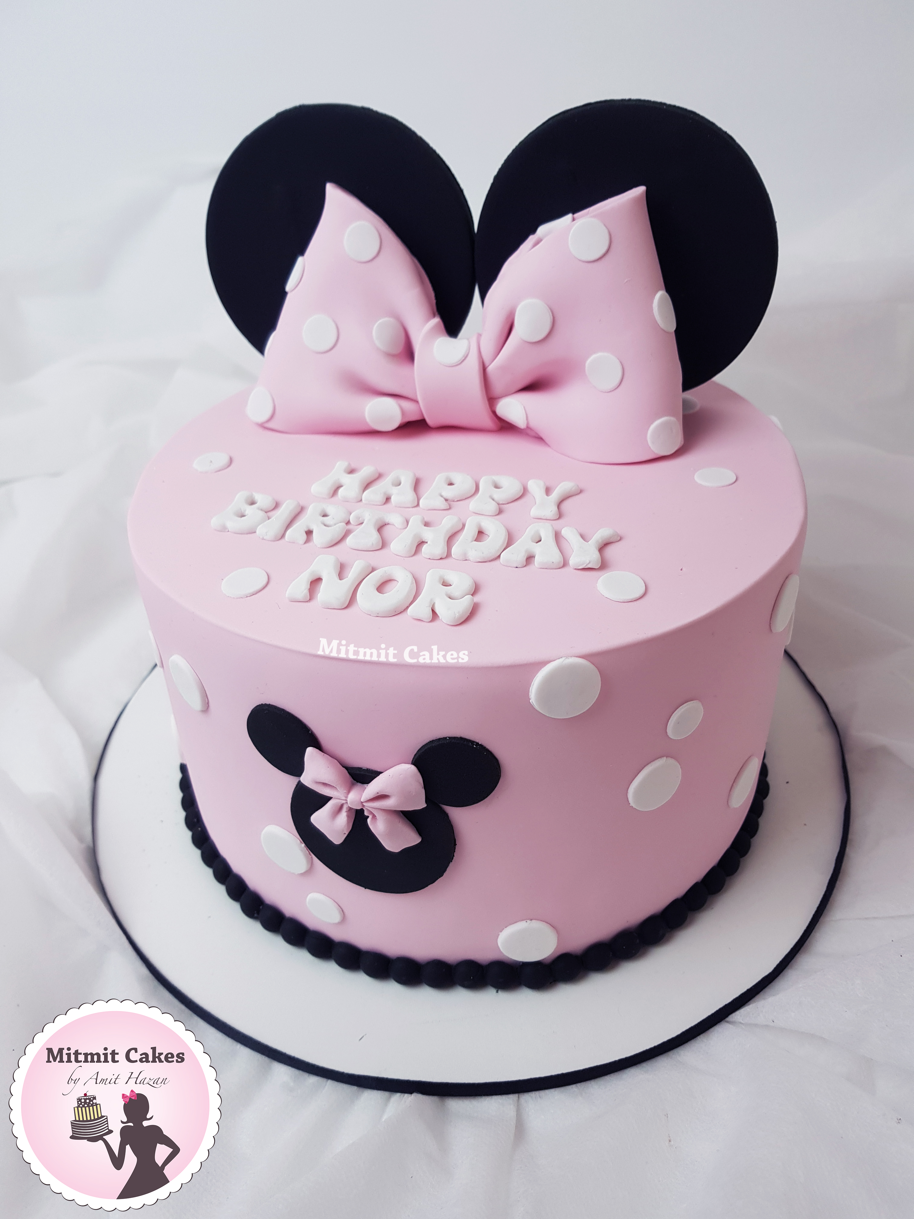 עוגת מיני מאוס