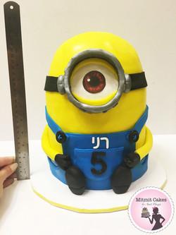 עוגת מיניון