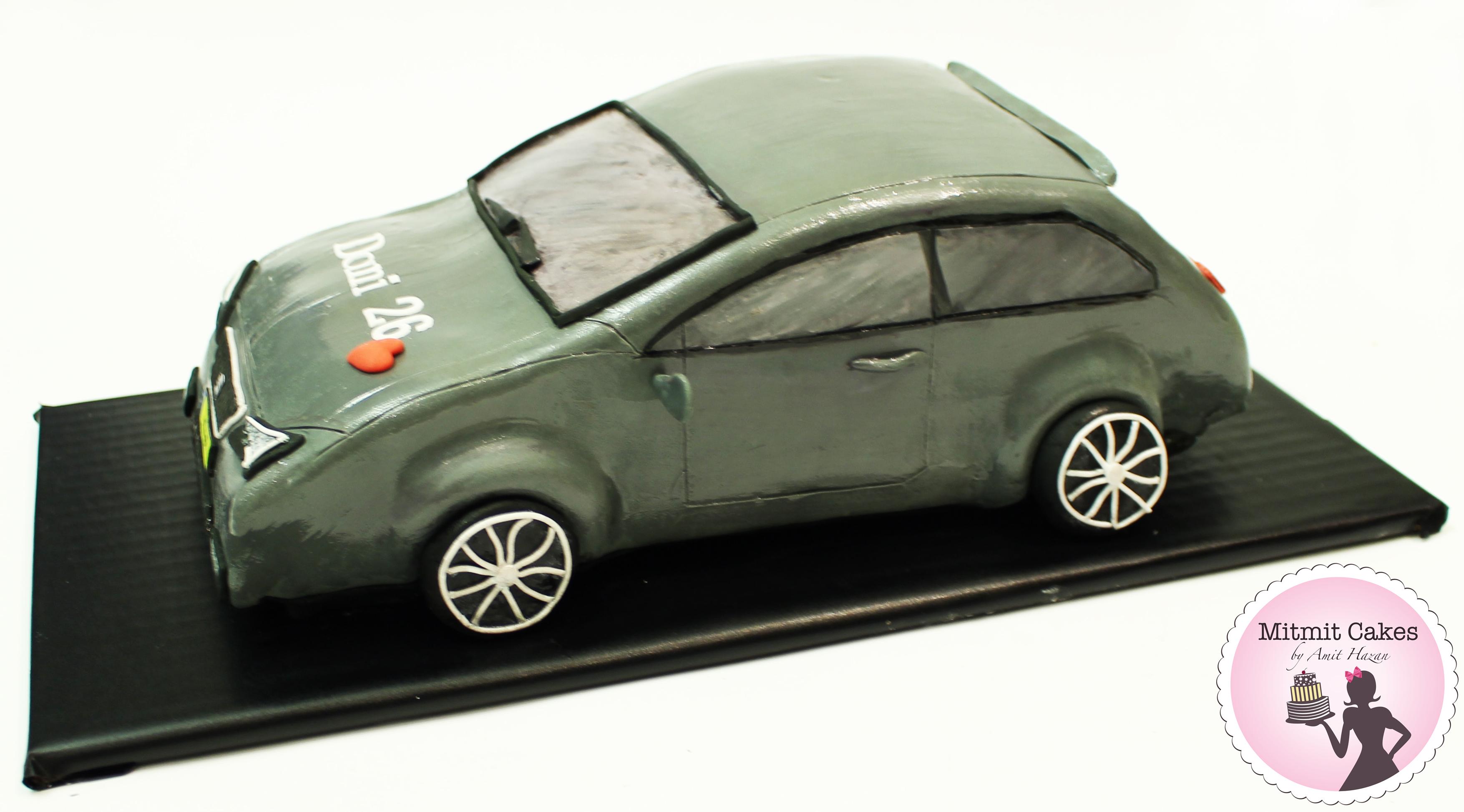עוגת רכב
