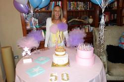 עוגת יום הולדת 50 לליאור