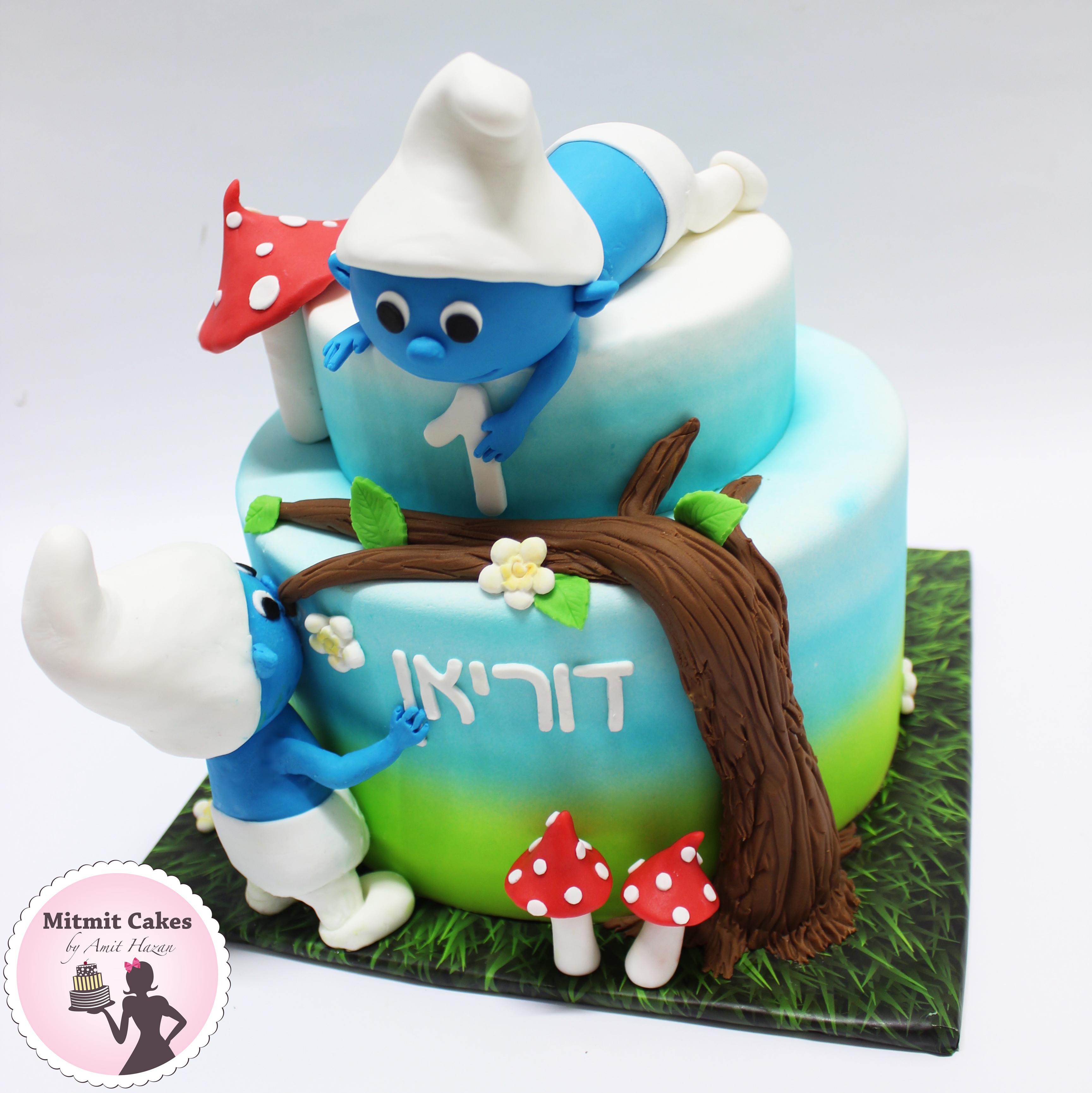 עוגה דרדסים