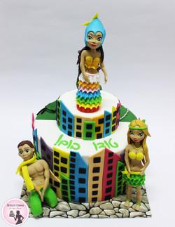 עוגה שחרור מהצבא ברזיל
