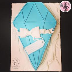 עוגת יהלום