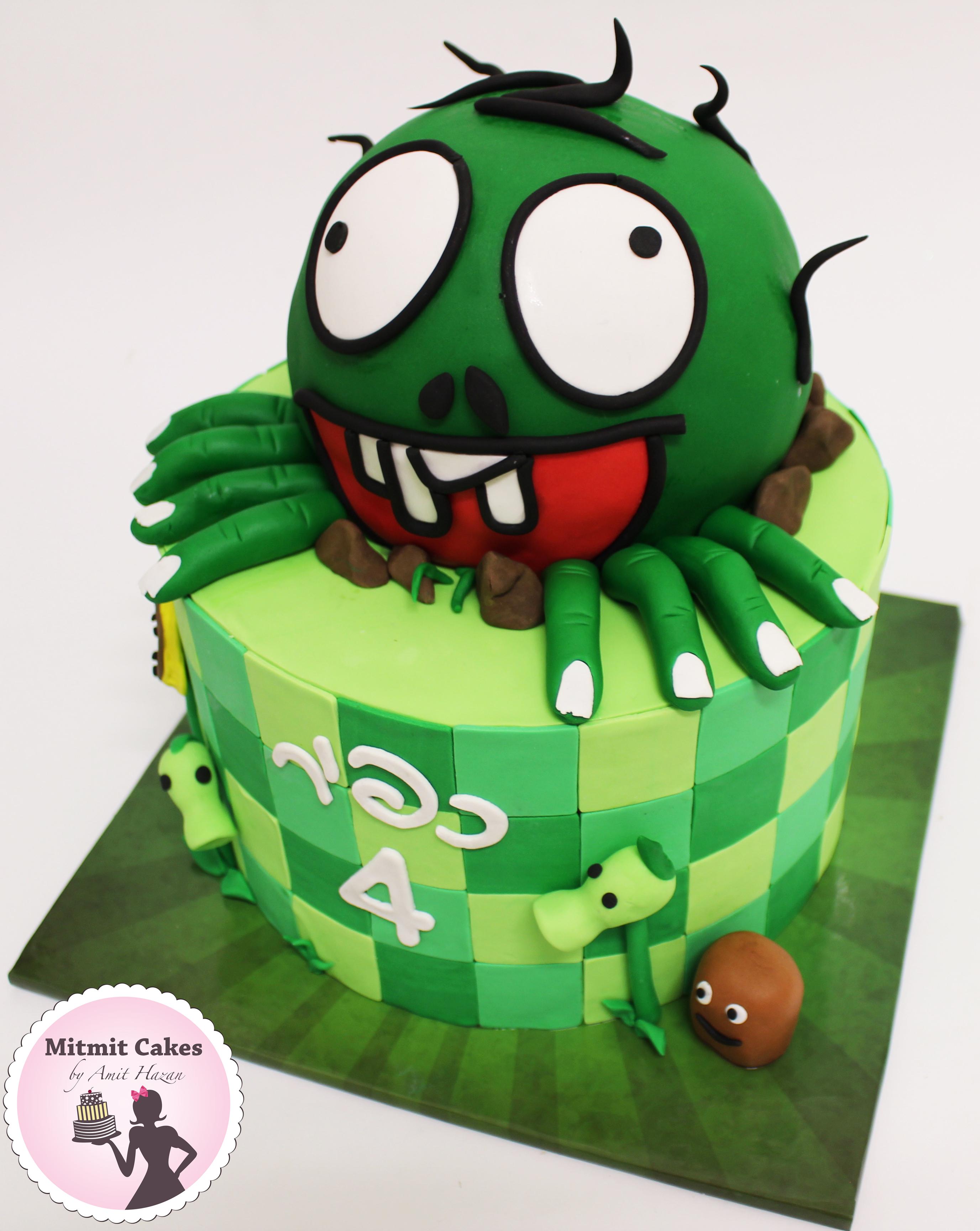 עוגה מפלצת