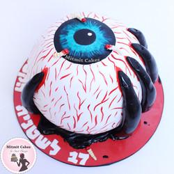 עוגת עין קריפית