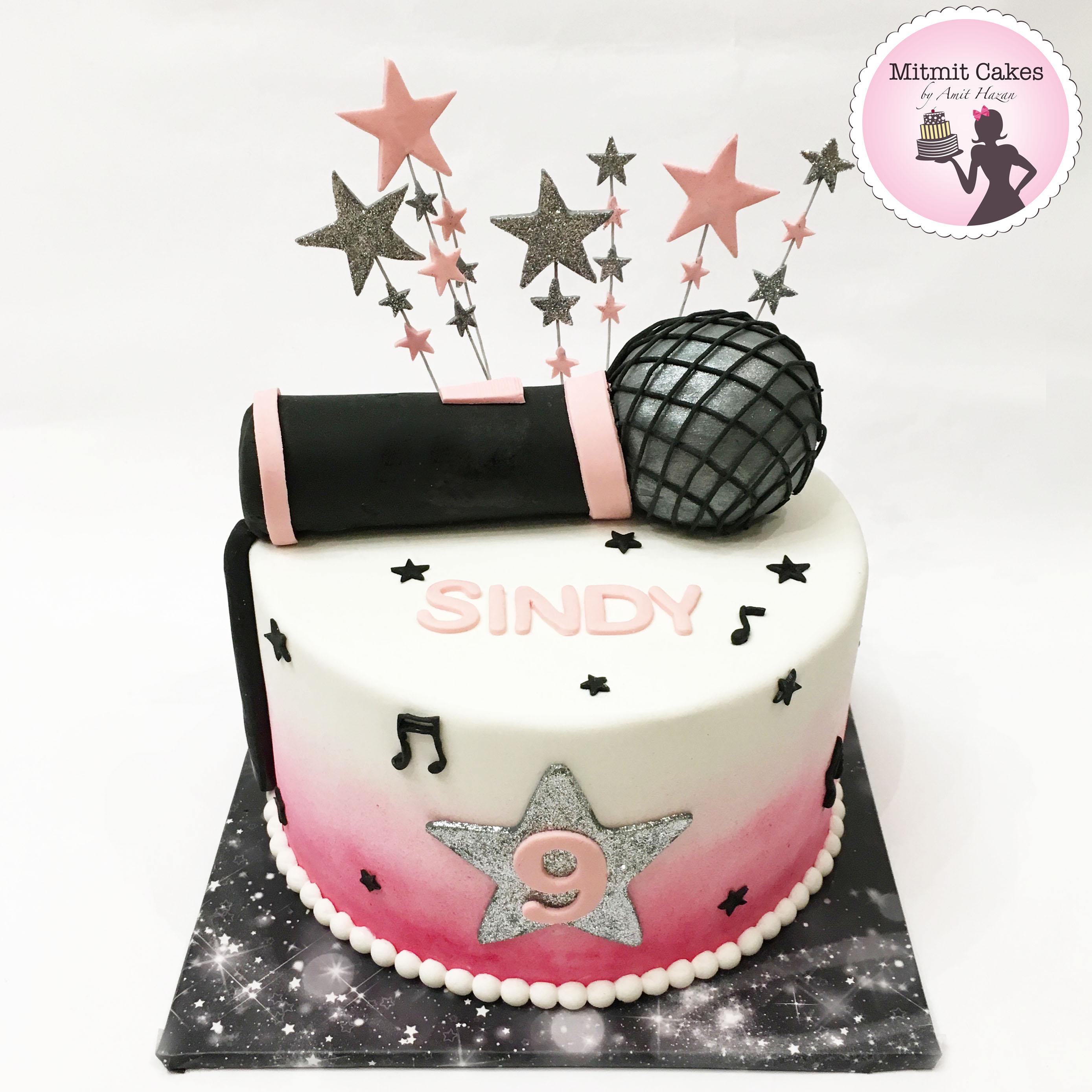 עוגת מוזיקה