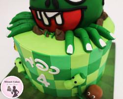 עוגה זומבי