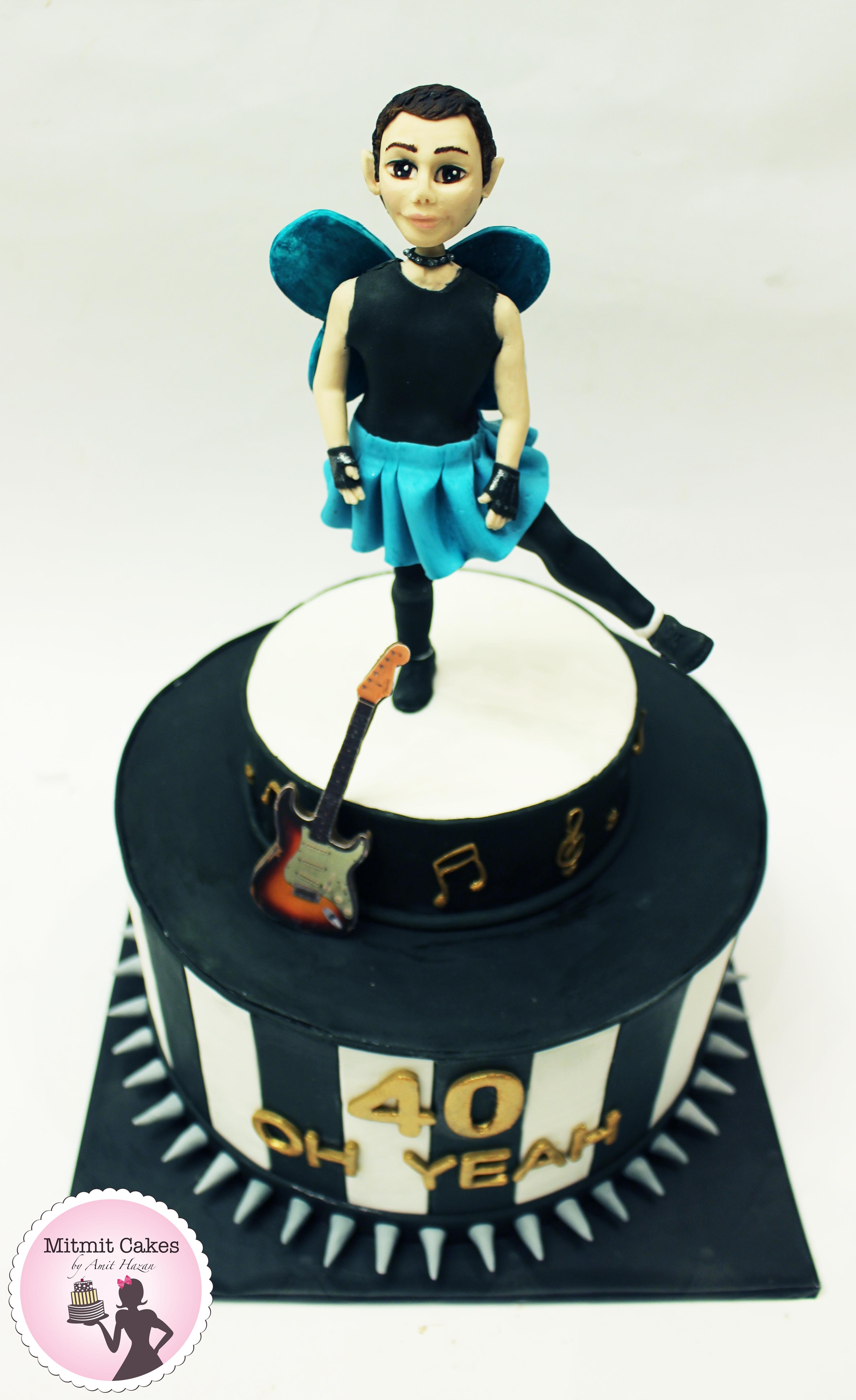 עוגה רוק
