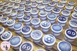 מאות קאפקייקס מעוצבים ליום העצמאות