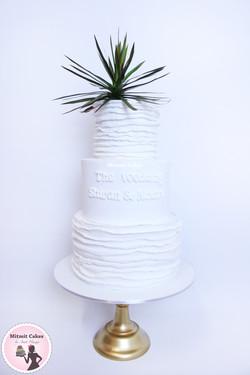 עוגת חתונה אורבנית