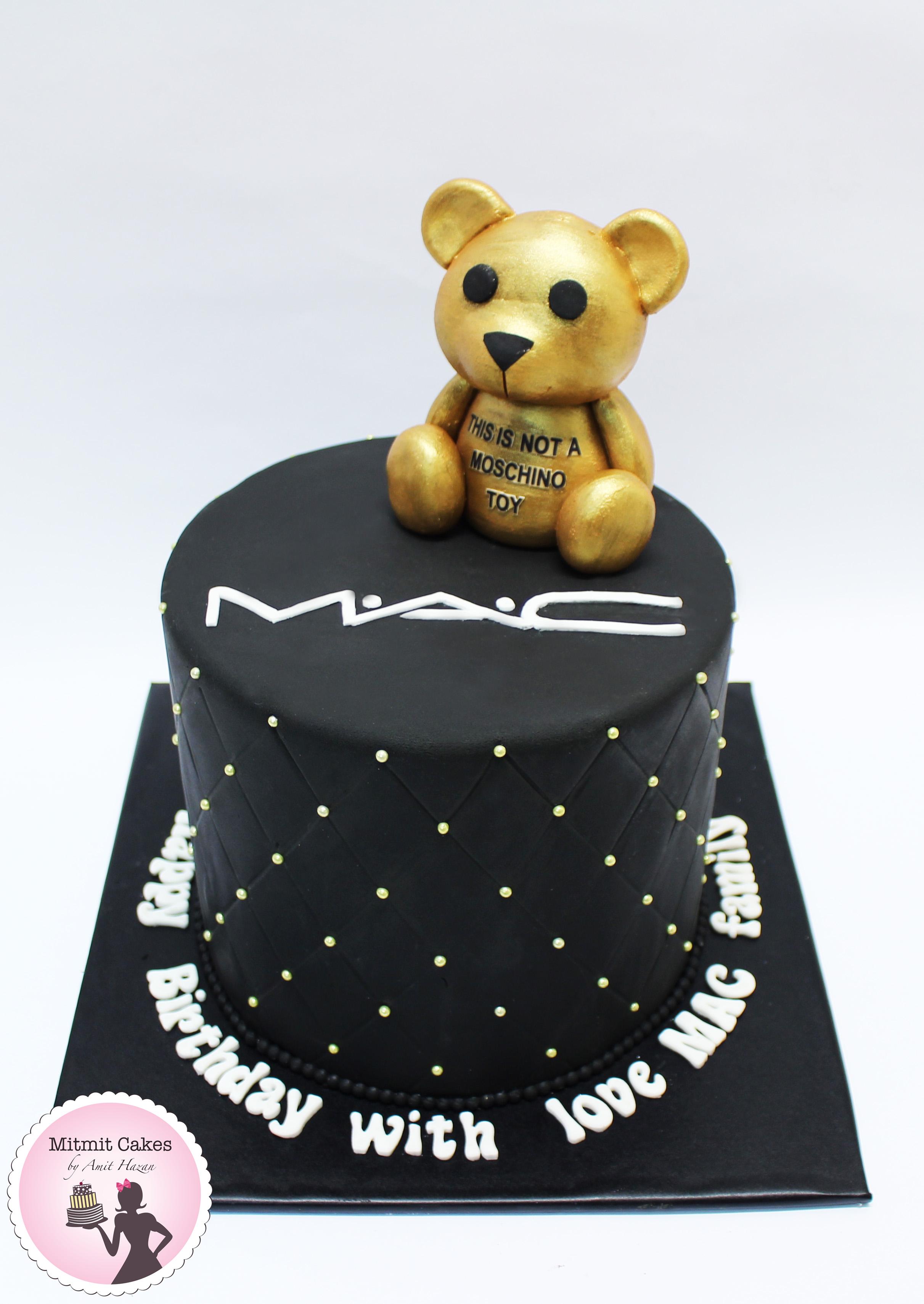 עוגה MOSCHINO