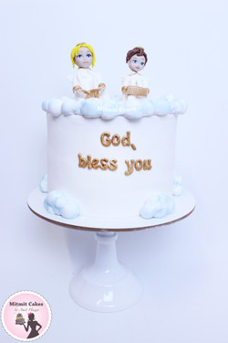 עוגת מלאכים