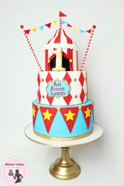 עוגה של קרקס