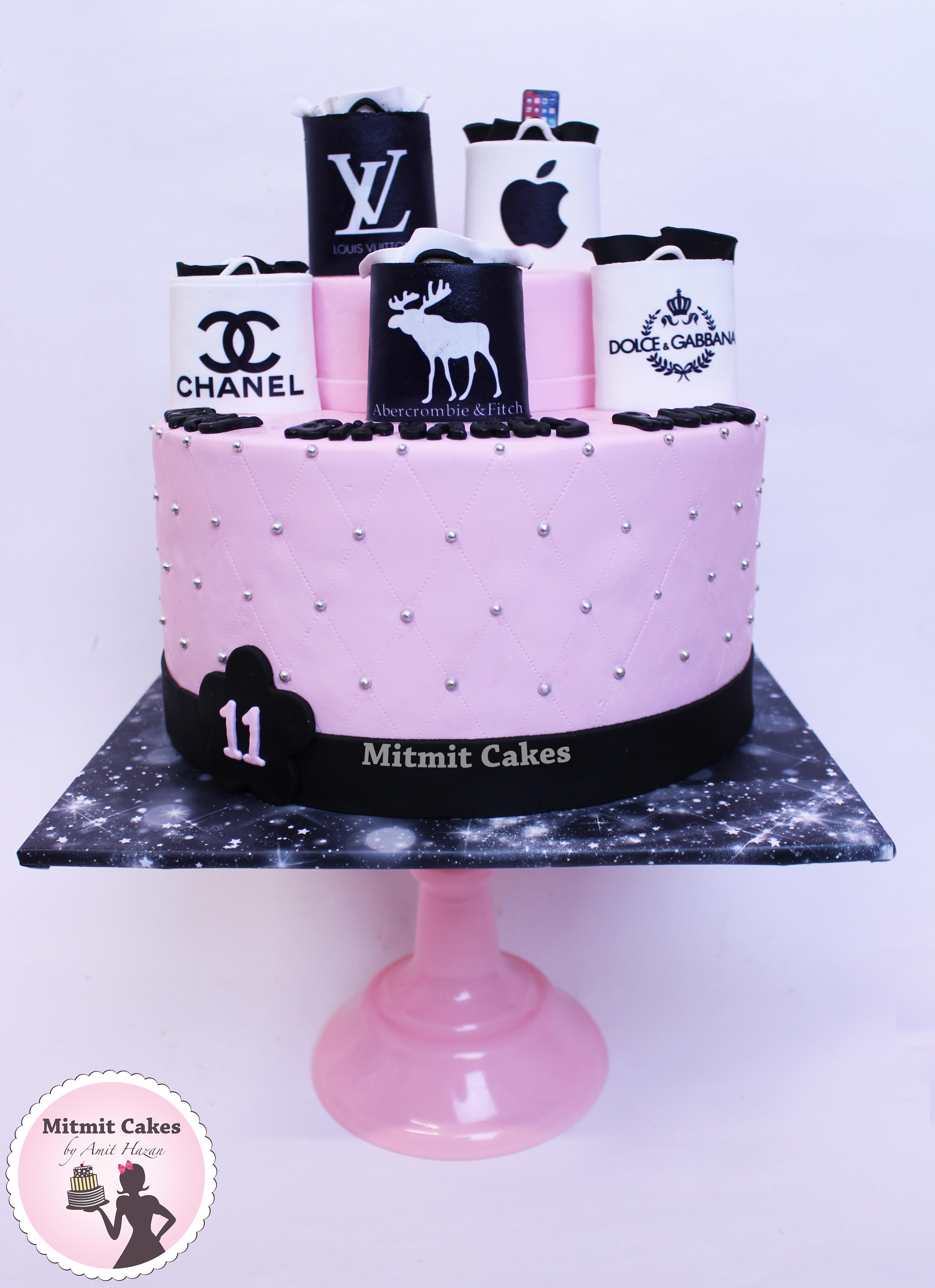 עוגת מותגים