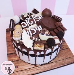 עוגת מוס אוריאו