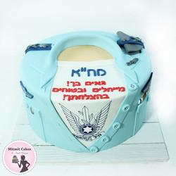 עוגה למפקד חיל האוויר