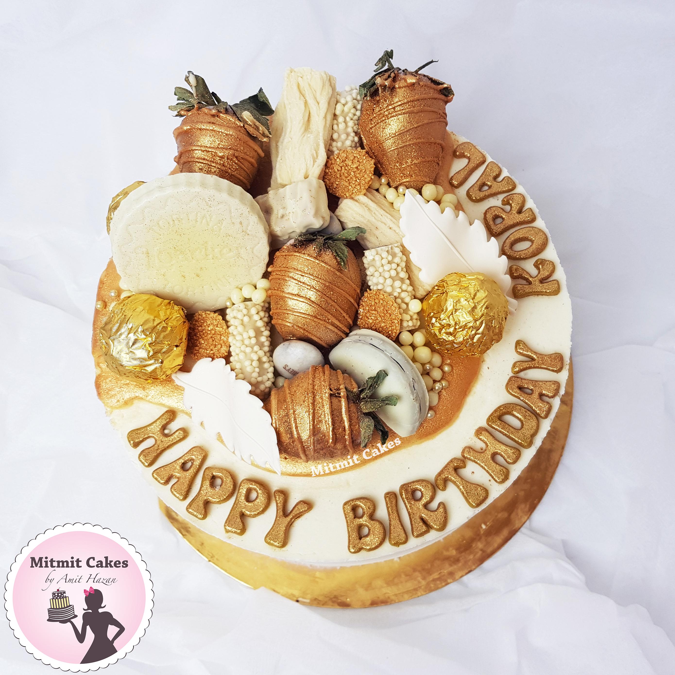 עוגת זהב