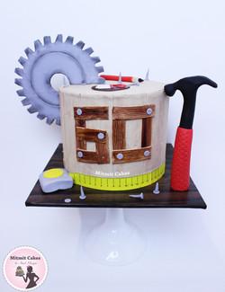 עוגה נגרות