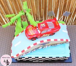 עוגה ספידי מקווין