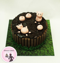 עוגת ביצת חזירים
