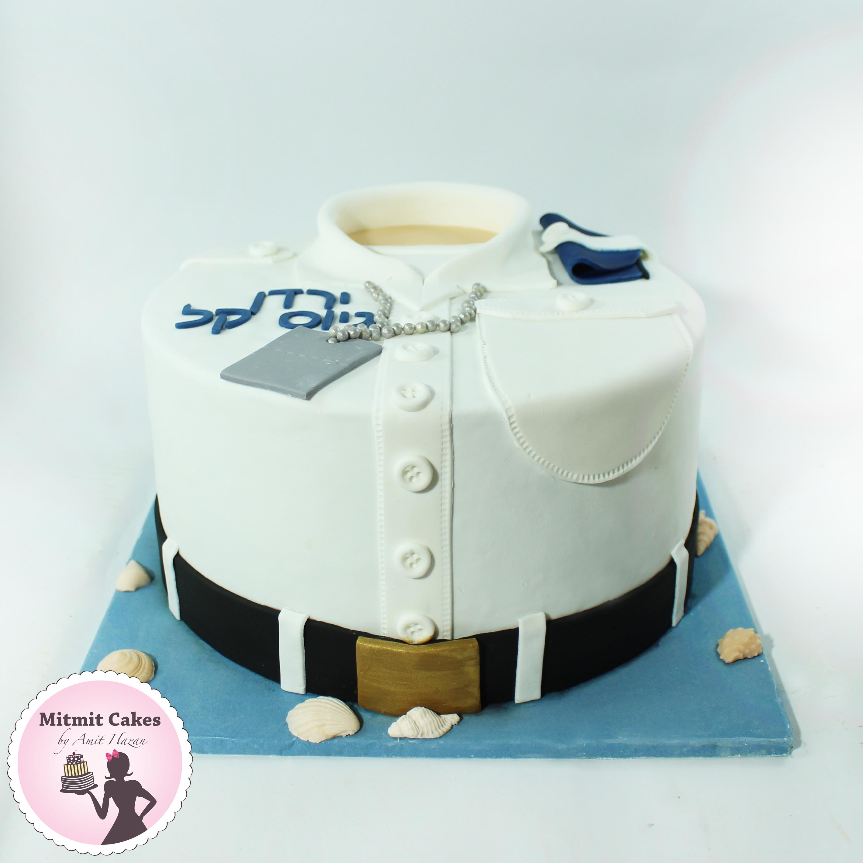 עוגה חיל הים