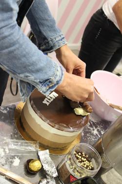 סדנת עוגות מוס