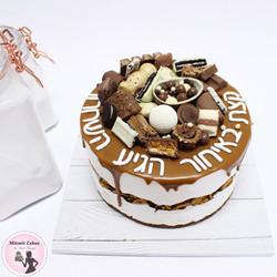עוגת שחרור מהצבא