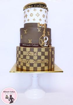 עוגה של לואי ויטון