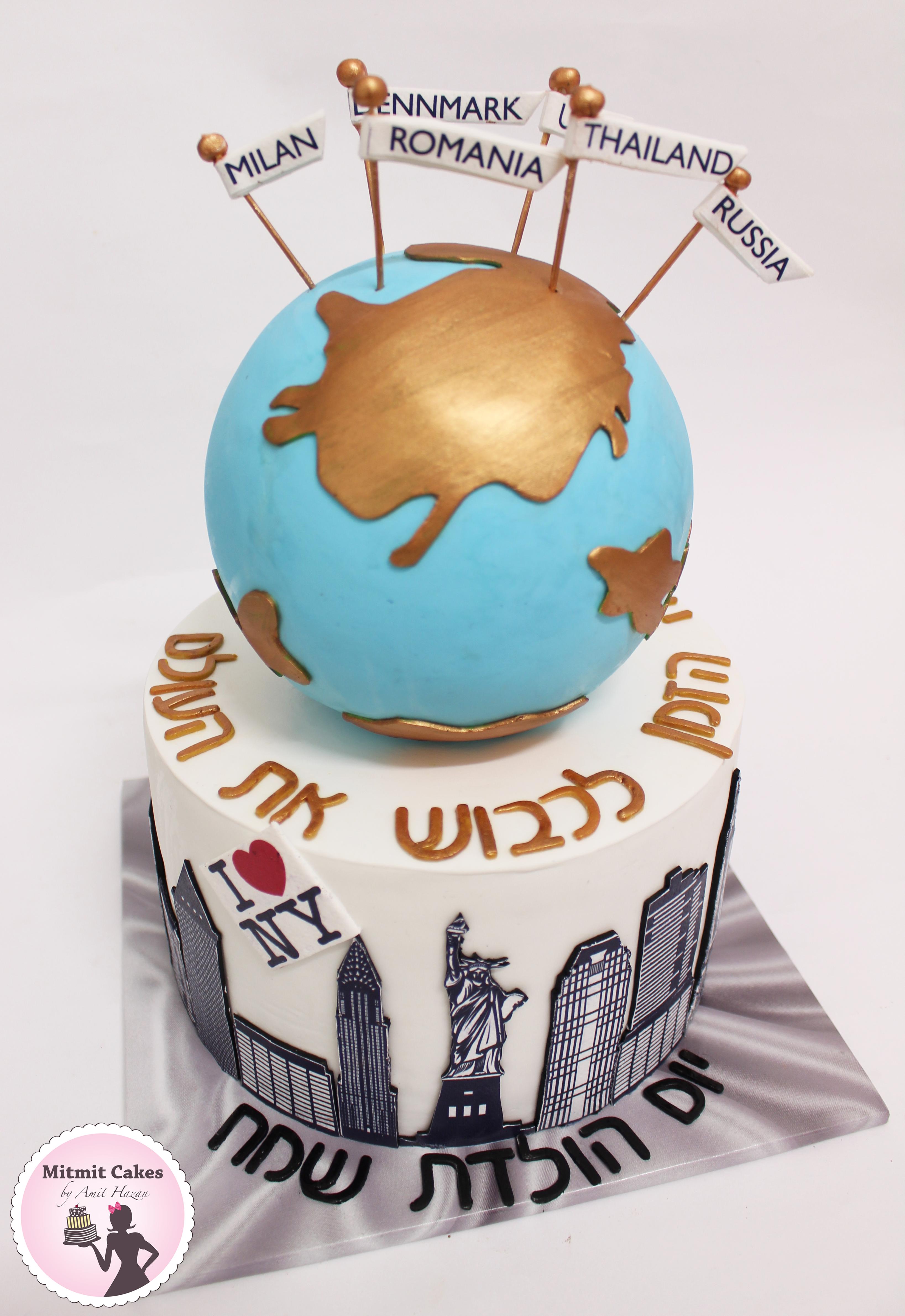 עוגה ניו יורק