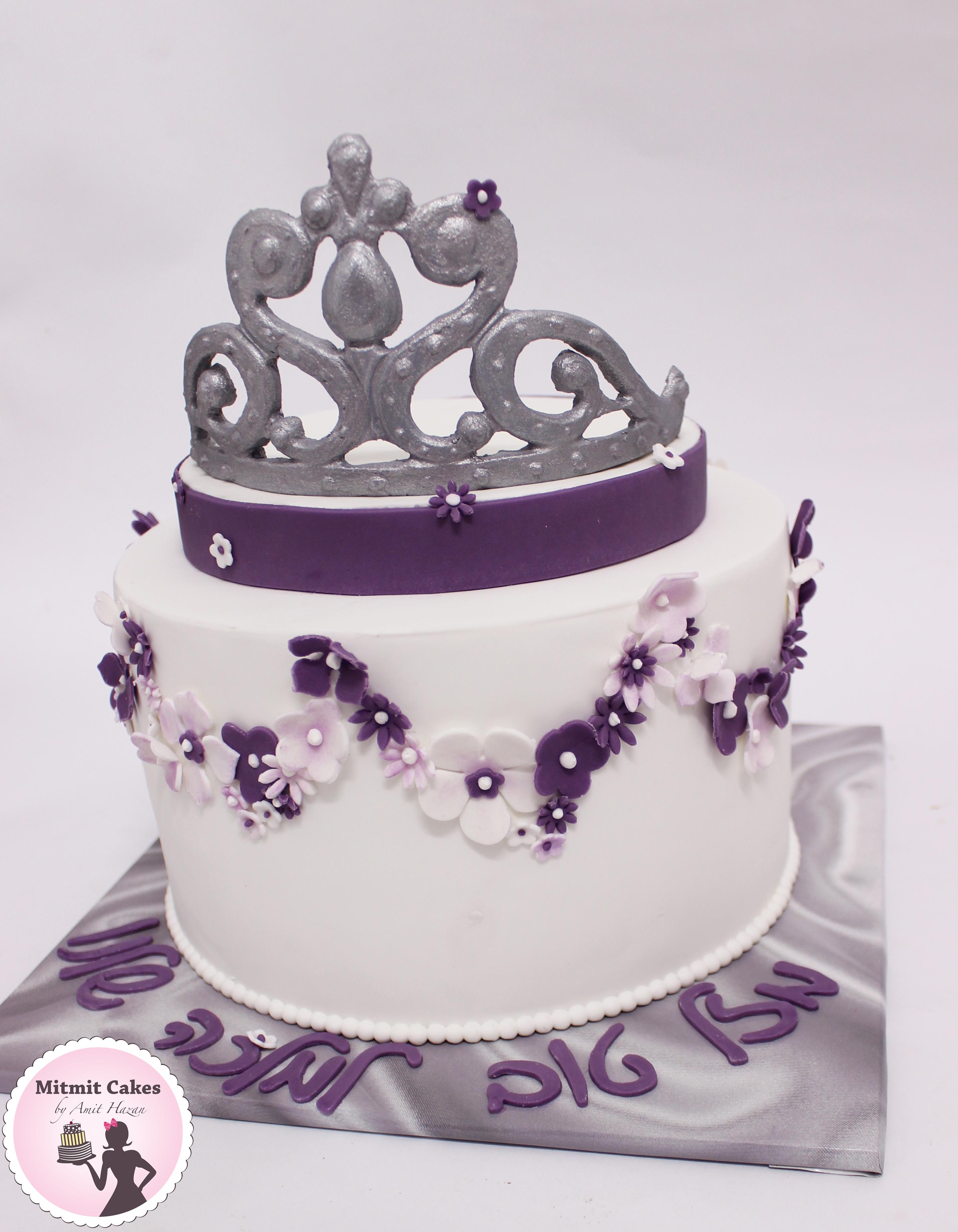 עוגת כתר