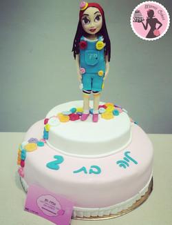 עוגת מיקי- מלכת הילדים