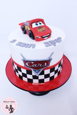 עוגת מכוניות