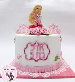 עוגה ברבי 2